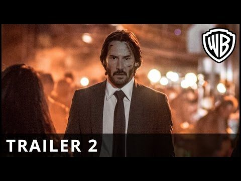 YESSS!! | New John Wick: Chapter 2 trailer has a warning for anyone on Keanu Reeves' tail | GamesRadar+