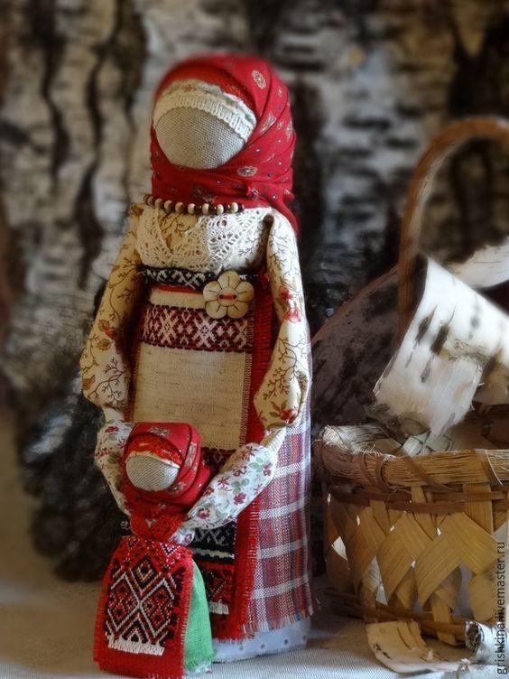 Купить Народная кукла Ведучка - кукла ручной работы, народный стиль, народная кукла: