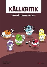 http://www.adlibris.com/se/organisationer/product.aspx?isbn=9140694712 | Titel: Källkritik med källspanarna 4-6 - Författare: Liselott Drejstam, Emma Lund - ISBN: 9140694712 - Pris: 694 kr