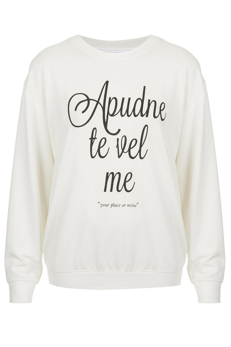 LATIN QUOTE SWEAT BY TEE AND CAKE  @Hannah Mestel Saloio you need this!