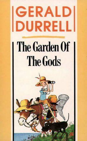 The Garden Of The Gods - Gerald Durrell