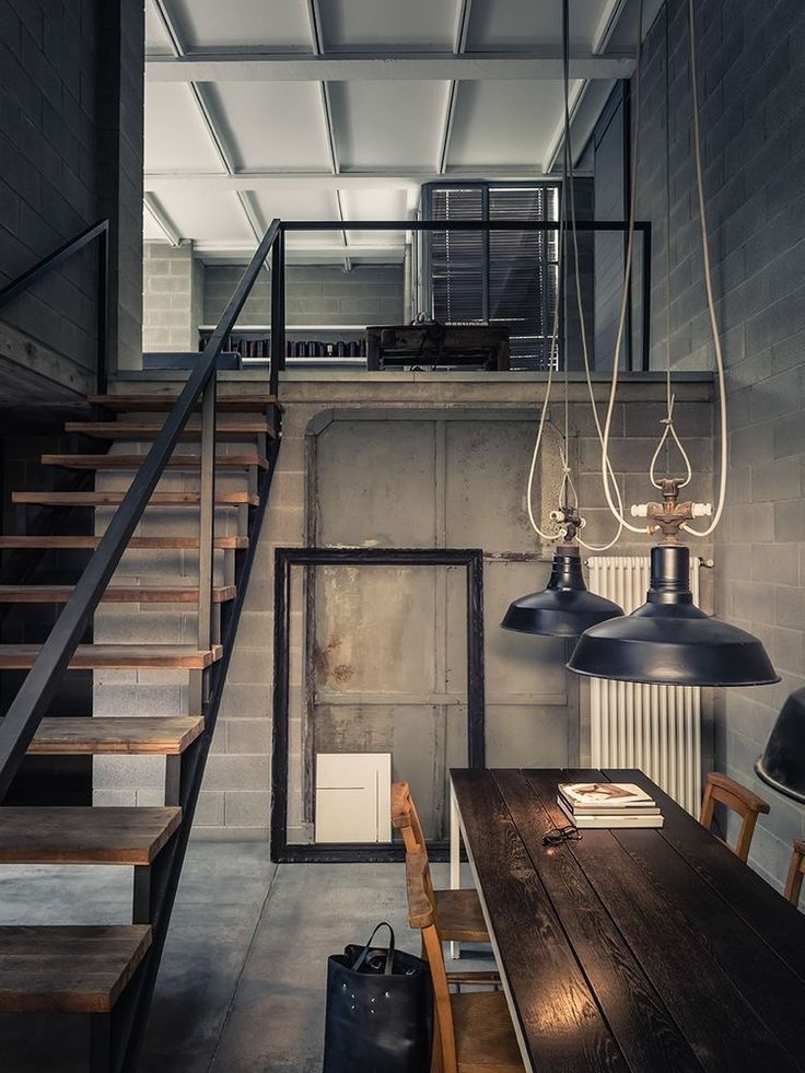 780 best Loft and Industrial Interior Design