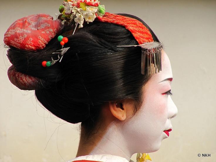 Japan, maiko