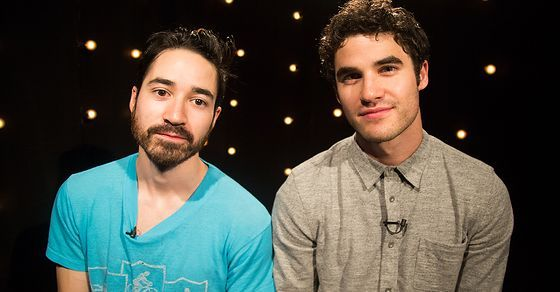 Computer Games: Meet Darren Criss' New Band With His Brother
