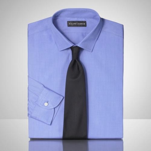 Tailored End-on-End Shirt - Formal Shirts Shirts - Ralph Lauren France