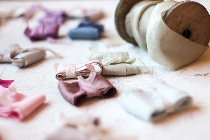 Plant dyed silk ribbon #silkribbon #handdyedsilkribbon #plantdyedsilk