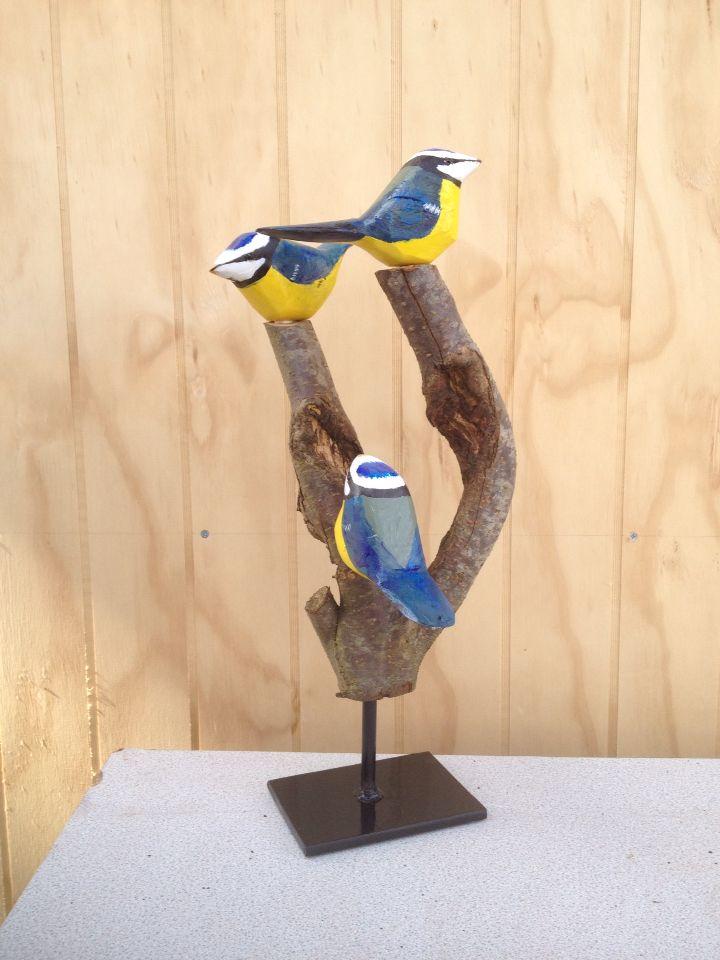 skulptur i træ, se mere på https://www.facebook.com/groups/art.visten/?fref=ts#  direkte salg fra eget værksted. hønsehold, høns, hane, kyllinger, brune høns, hvide høns, bur, perlehøns, høne, maleri, rå, rådyr, buk, jagt, hejre, småfugle, måge, storm måge, hætte måge, kunsthåndværk, galleri, kunst, Art Visten, Løkken, Lønstrup, Hirtshals, Tornby, strand, skulptur, hare, kanin, LP, plade, kat, katte, killinger, kattemad, stena line, color line, Kristiansand,