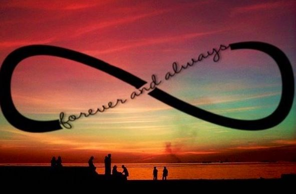 Forever and always infinity tattoo | Quotes | Pinterest ...