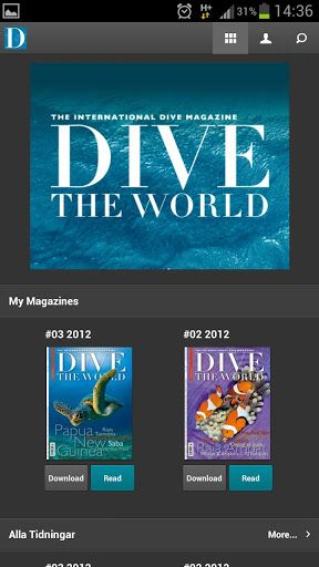 Diving is a visual activity. And with DIVE THE WORLD – The International Dive Magazine, we will, to a large extent, let the images speak for themselves – supported by quality writing, of course. Our goal is to take the reader along with us on a dive, even