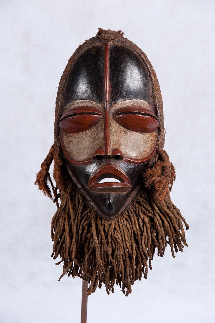 West African Masks | UW-Parkside Galleries Overview for Spring Semester 2012 |