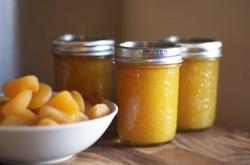 Apricot honey butter