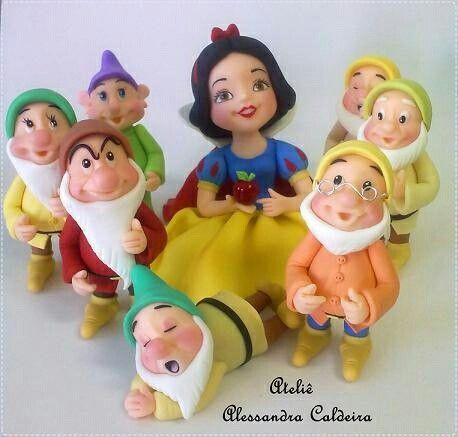 Snow White (Alessandra Caldeira )