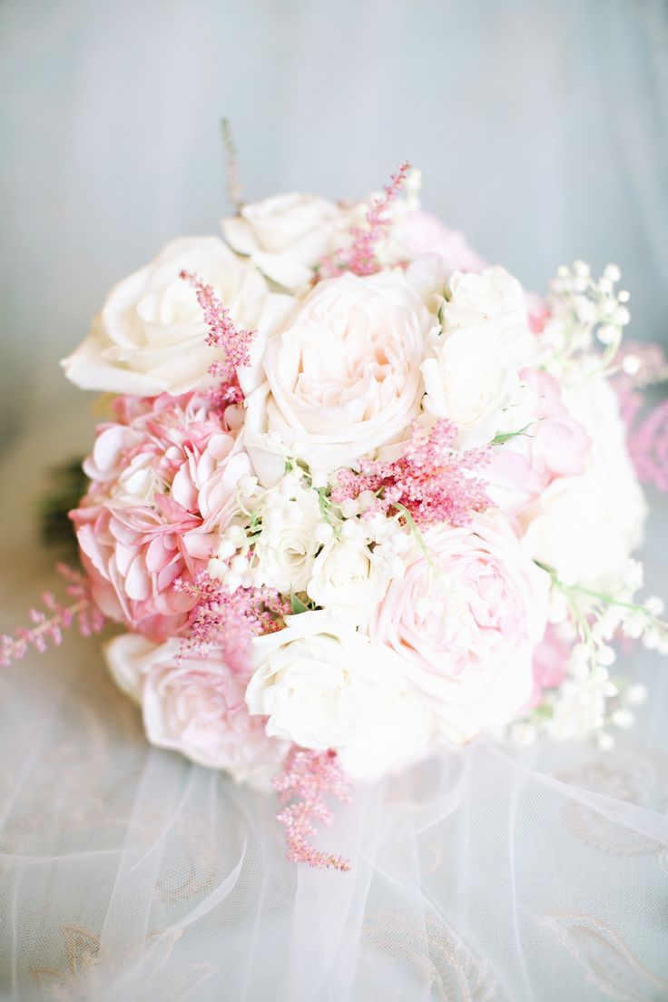 Blush beauties | Photography: Kay English - www.kayenglishphotography.com  Read More: http://www.stylemepretty.com/2015/05/06/pink-gray-summer-wedding-at-the-ashford-estate/
