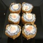 Como fazer Hot Sushi Filadélfia