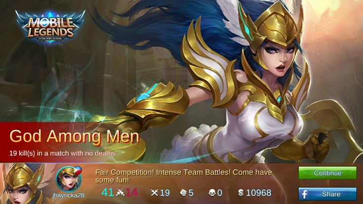 Mobile Legends - Freya