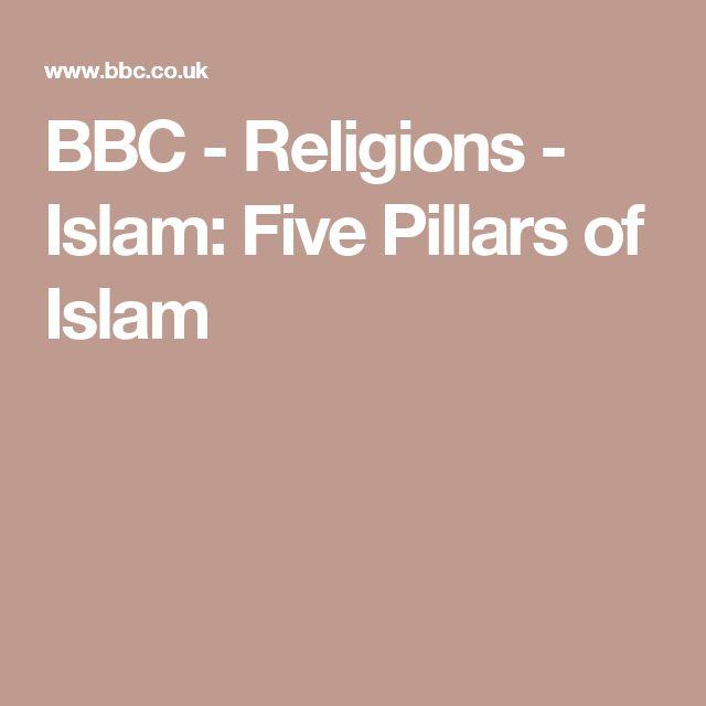 25+ Best Ideas About Pillars Of Islam On Pinterest