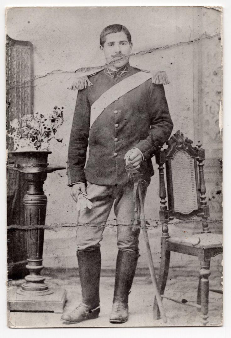 Joaquim da Costa Calafate - Almeirim - Combatente da Grande Guerra