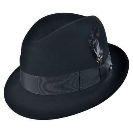 Tino Wool Felt Trilby Fedora Hat a5d59b12cf9