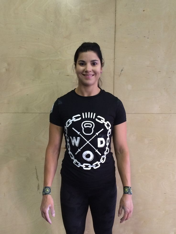 A Shirt Designed for Functional Athletes #TheWodShirt