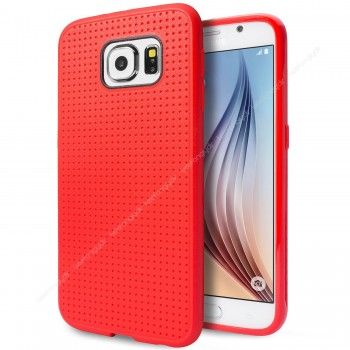 Samsung Galaxy S6 Dot Silikon Kırmızı Kılıf http://www.telefongiydir.com.tr/samsung-galaxy-s6-dot-silikon-kirmizi-kilif-urun3762.html
