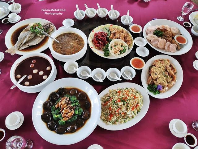 Chinese New Year 2020 Set Menu Aroi Dee Thai Restaurant Palm Garden Hotel Putrajaya Food Blog Malaysian Food Restaurant Recipes