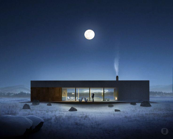 architecure,visualization, render