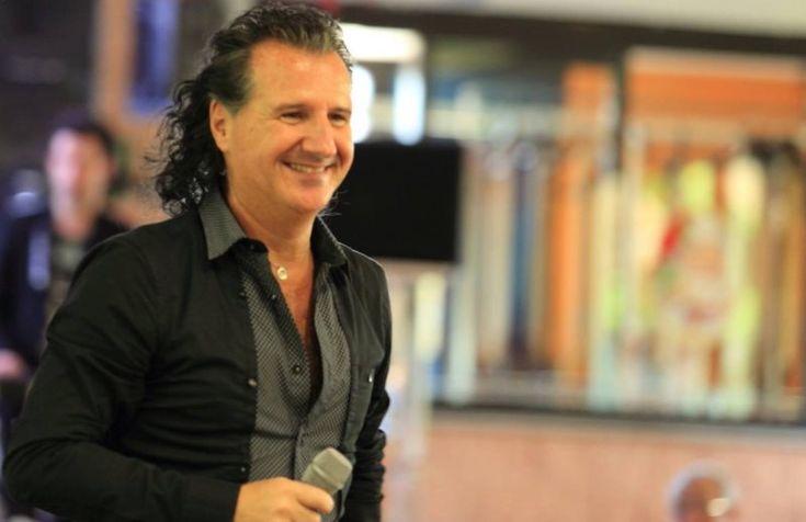 Mauro Levrini, la pop star della musica da ballo al Dancing Divina