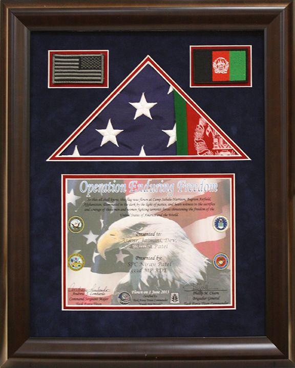 Super 23 best Framed Military Commemorations images on Pinterest  ND61