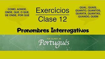 Clases de Portugues - Pronunciación: Letra R en portugués de Brasil - YouTube