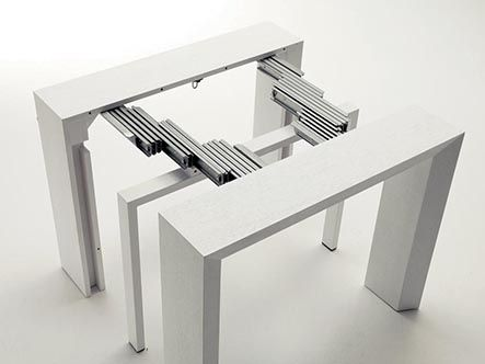 Expanding Console Tables - Dining Tables