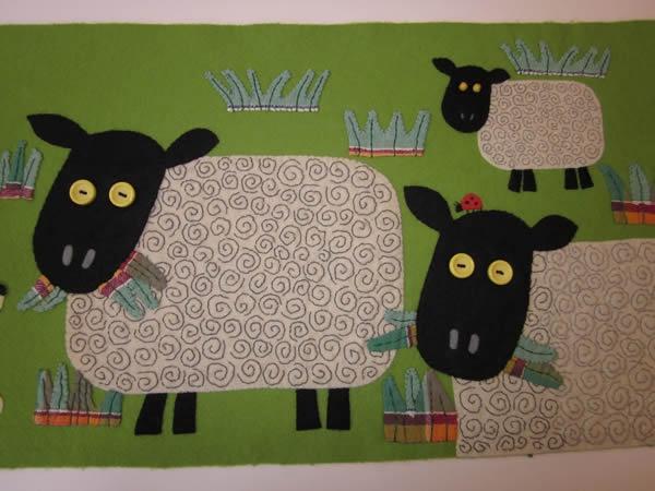 Clare Beaton, children's book author & artist