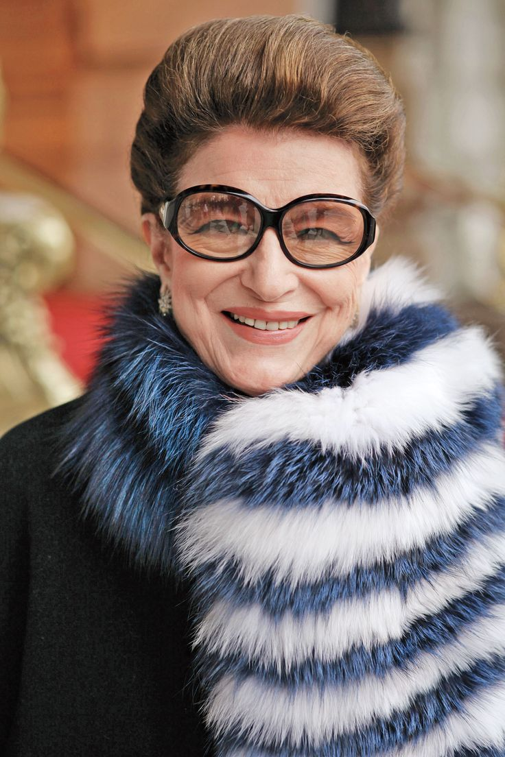 See 5 Exclusive Shots of the World's Most Fashionable Women from Advanced Style: Older & Wiser - Costanza Pascolato  - from InStyle.com