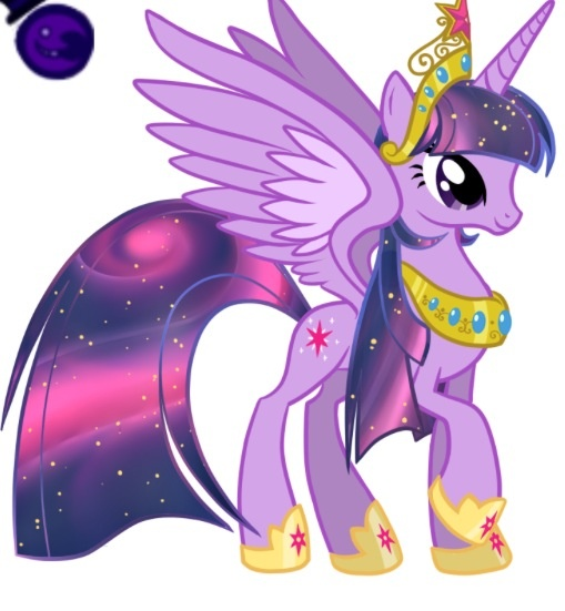 Alicorn Twilight Sparkle.... Am i the only one that was  disappointed by this?