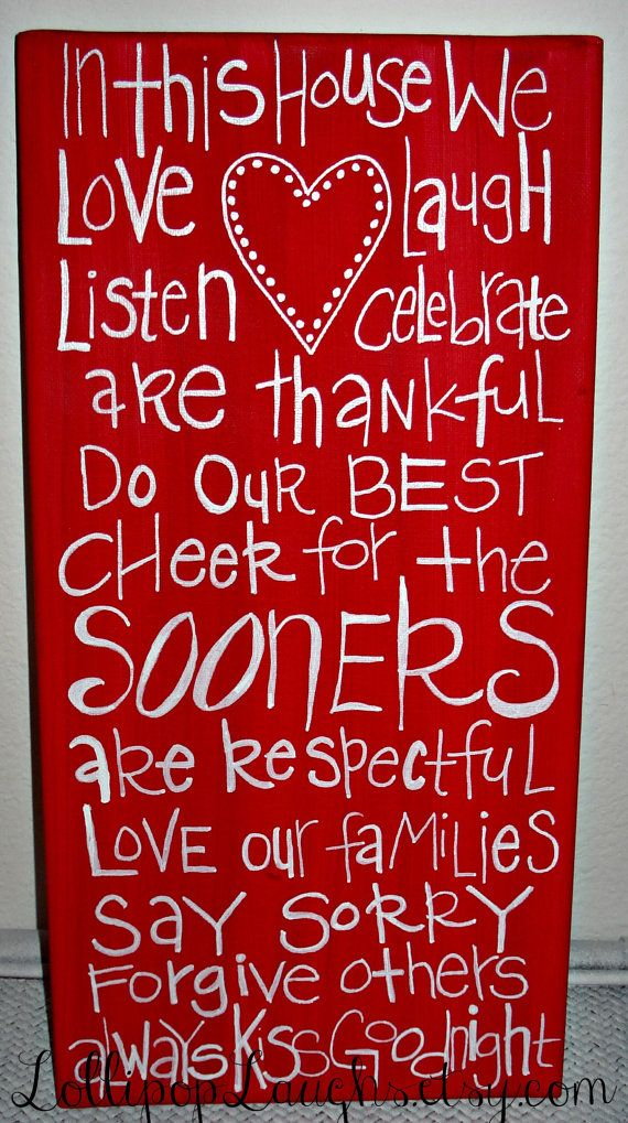 University of Oklahoma Boomer Sooner In this by LollipopLaughs, $17.00