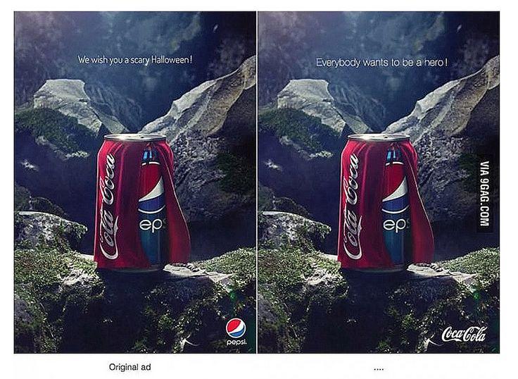 La falsa 'guerra' entre Pepsi y Coca-Cola que ha sorprendido a todo el mundo – Maria-S. Müller