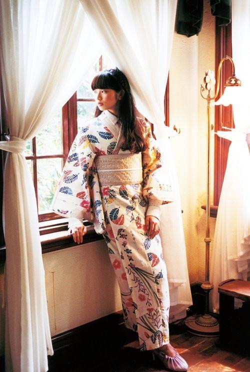 Anrealage yukata ISETAN YUKATA SELECTION イセタンユカタセレクション - Artistic director Yamaguchi Soudai 山口壮大 - 2014
