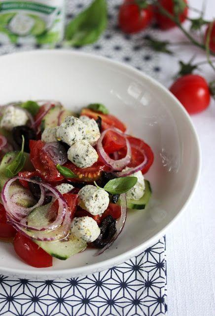 Dans la cuisine de Sophie: Salade fraîcheur comme en Grèce