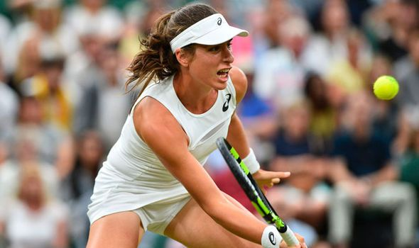 Konta takes on No.2 seed Halep on Centre Court and the stakes have rarely been higher.   The pair don't get on with one another af...