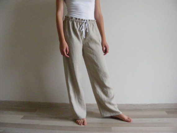 spesso Oltre 25 fantastiche idee su Pantaloni di lino su Pinterest  RG27