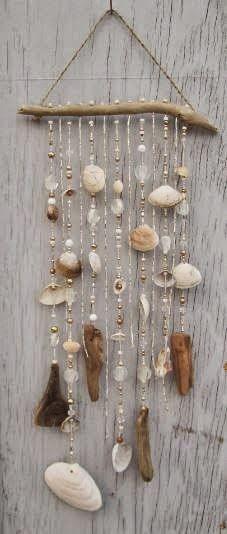 diy decoração conchas do mar                                                                                                                                                                                 Mais