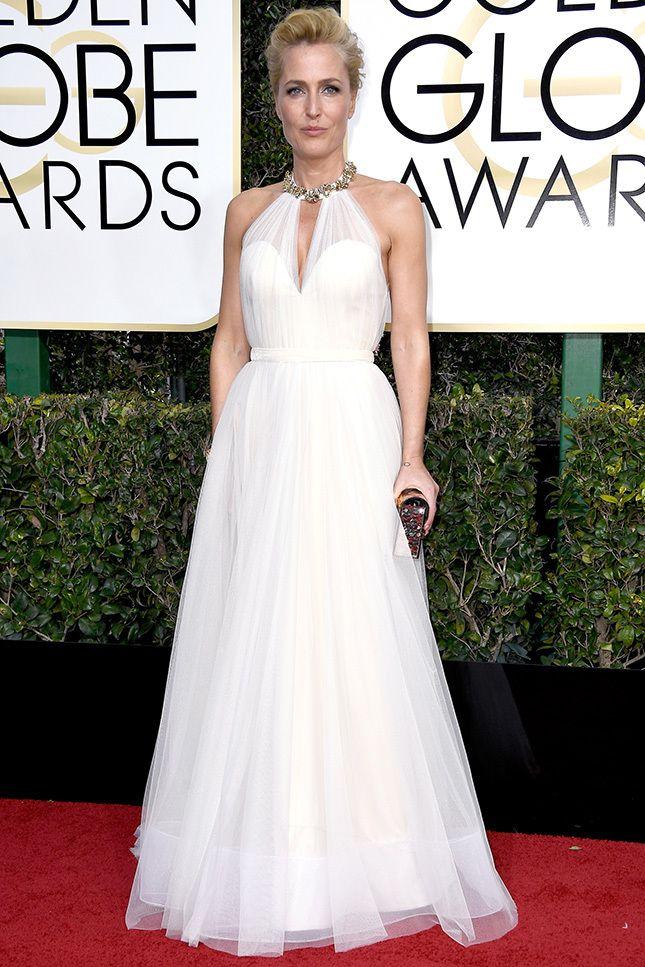 Самые красивые платья премии «Золотой глобус 2017»   Мода   Выход в свет   VOGUE