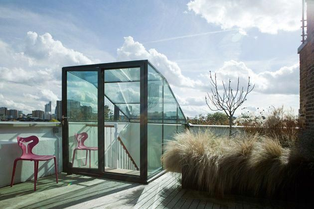 Green Roofs And Great Savings Rooftop Terrace Design Rooftop Design Roof Terrace Design