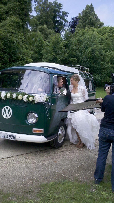 Aircooled Garage: Hochzeitsbulli