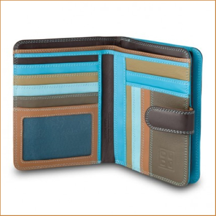 DuDubags Colorful wallet
