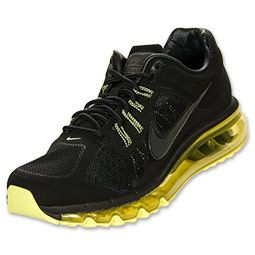 The Women\u0026#39;s Nike Air Max+ 2013 EXT - 555616 007 - Shop Finish Line today! Black/Electric Yellow/Anthracite \u0026amp; more colors. Reviews, in-store pickup \u0026amp; free ...