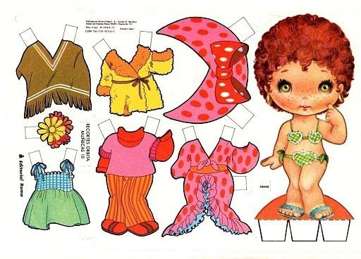 paper doll printables