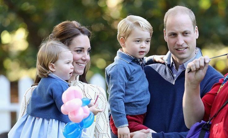 Hertogin Kate verklapt nieuwe hobby prins George    Beau Monde