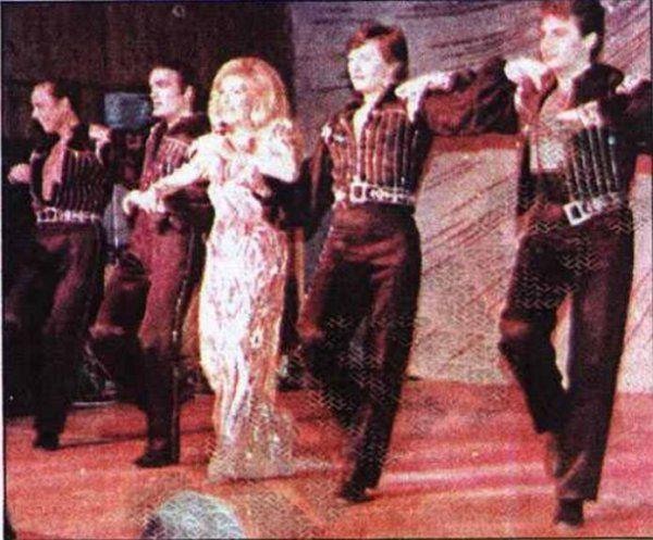 Dernière show de Dalida, En Turquie, Antalya. Du 27 au 29 avril 1987 au amphithéâtre d'Aspendos