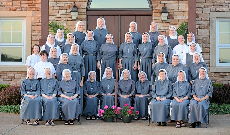 Founded at Franciscan University in 1988, we, the Franciscan Sisters T.O.R. of Penance of the Sorrowful Mother, are a Franciscan religious community rooted in Christ Crucified, animated by the Holy Spirit, and modeled after Mary, our Mother.  Our life flows … Continue reading →