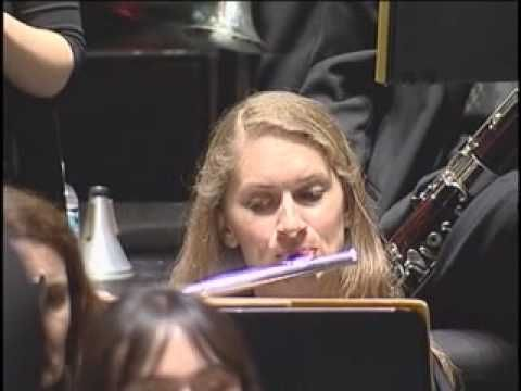 The entire Carmina Burana, composed by Carl Orff, performed by the UC Davis University Chorus, Alumni Chorus, Symphony Orchestra, and the Pacific Boychoir, and conducted by Jeffrey Thomas.